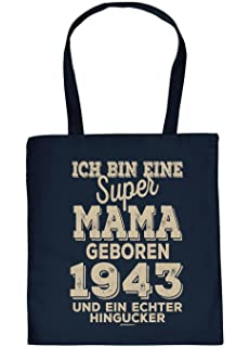 Mutter Geschenk 65 Geburtstag Coole Geschenktasche 65 Jahrgang