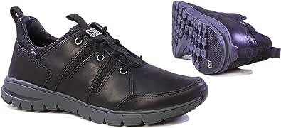 كاتربيلار حذاء للرجال، اسود - 8 US
