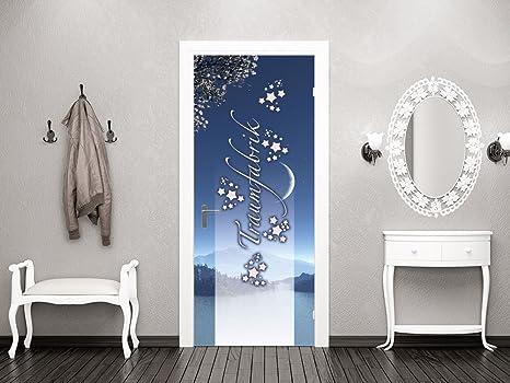 Posters Per Camera Da Letto : Porta porta poster adesivo per porta schermo per camera da letto