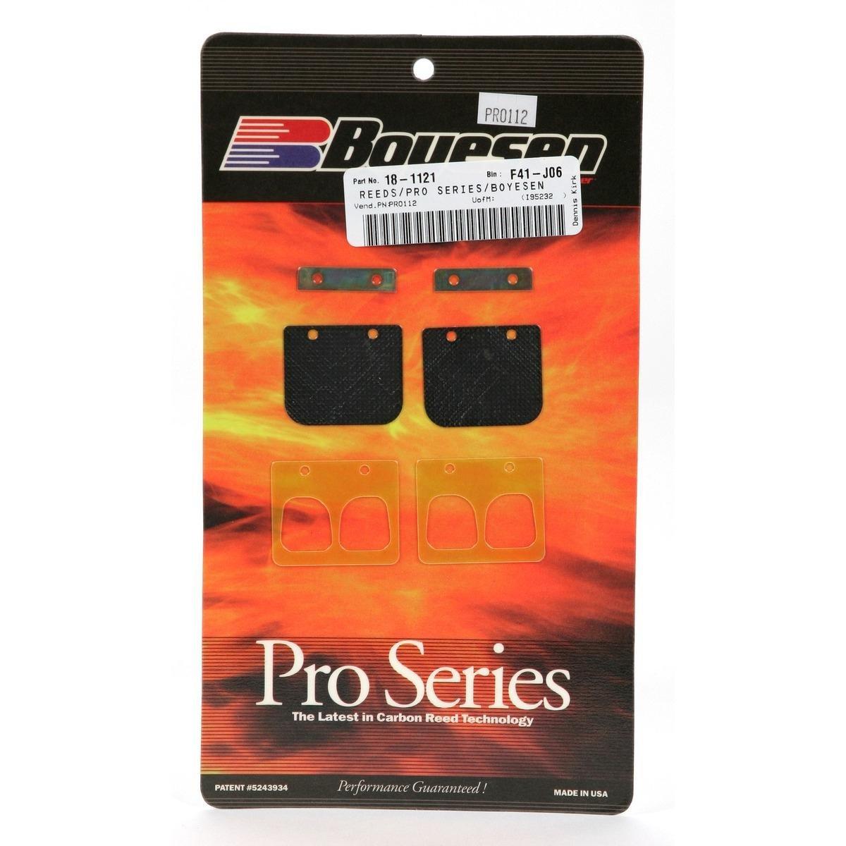 Boyesen PRO-112 Pro Series Reed by Boyesen