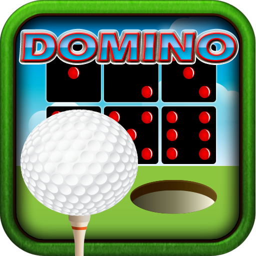 (Free Domino Golf Putty Hole In One )