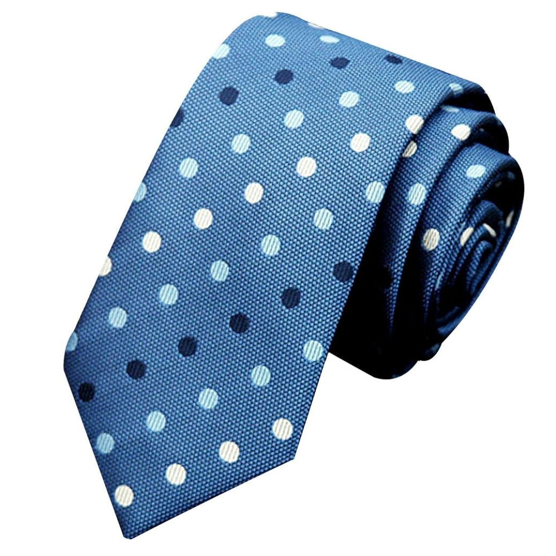 Corbata de Hombre,MYQyiyi Corbata Hecha Punto Casual del Negocio de la Corbata Clásica
