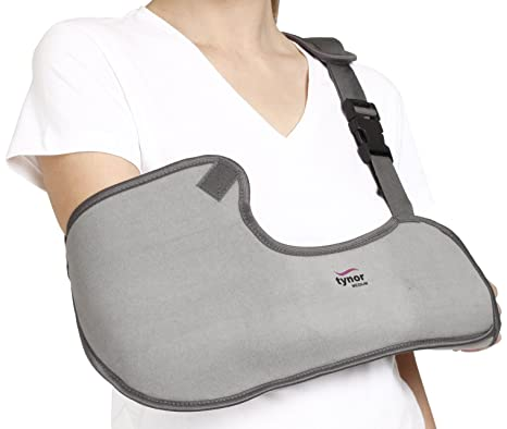 06ace153e33 Buy Tynor Pouch Arm Sling - Large (Tropical) Online at Low Prices in ...