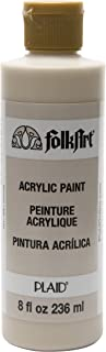 product image for FolkArt Acrylic Paint in Assorted Colors (8 oz), , Linen