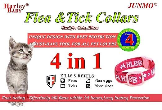 7 opinioni per Pet Cani e Gatti Flea & Tick Collare con Essenza Naturale Botanico per il