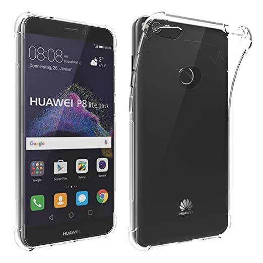 27 opinioni per LONVIPI® Cover Huawei P8 LITE 2017 [***