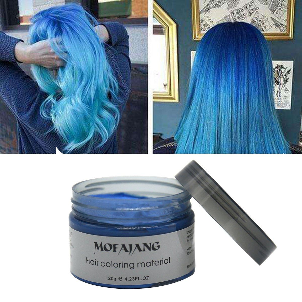 Amazon Rotus Hair Color Wax Natural Ash Matte Long Lasting