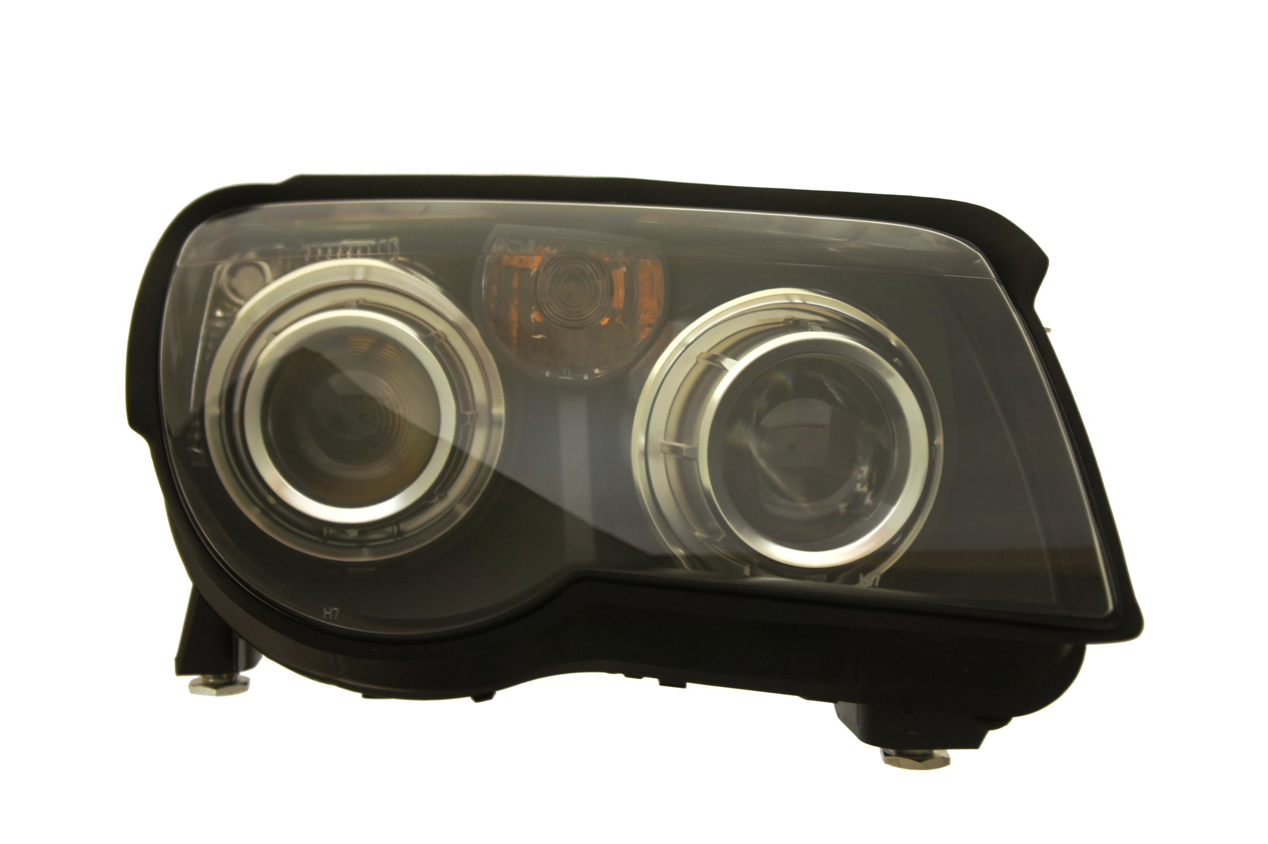 Genuine Chrysler Parts 68024636AA Driver Side Headlight Lens/Housing