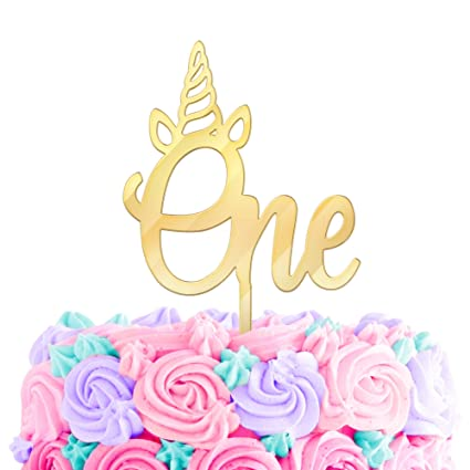 Super Get Fresh Gold One Cake Topper Babys First Birthday Cake Topper Personalised Birthday Cards Rectzonderlifede