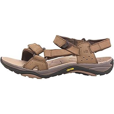 6637da7ce Womens Karrimor Travel Leather Strap Sandals Seal Girls Ladies (3 UK 3 EUR  36)