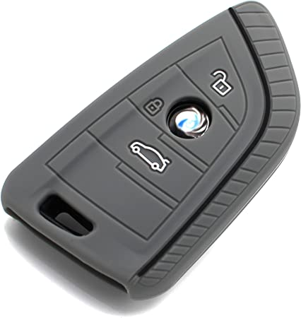 Schlüssel Hülle Bd Für 3 Tasten Auto Schlüssel Silikon Elektronik