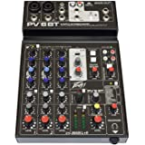 Peavey PV 6 BT 6 Channel Compact Mixer with Bluetooth