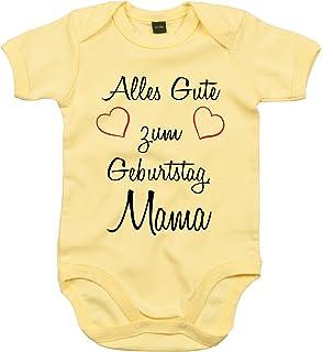 Shirtgeil Alles Gute Zum Geburtstag Papa Vater Geschenk Baby Body