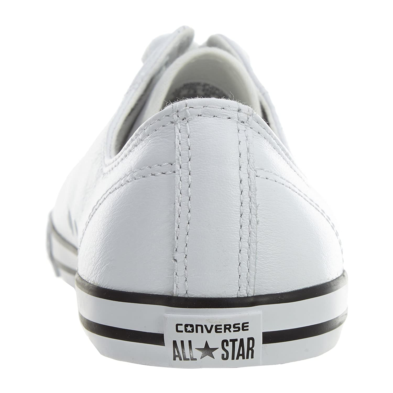 Amazon.com | Converse All Star Dainty Ox Womens Sneakers White | Fashion Sneakers