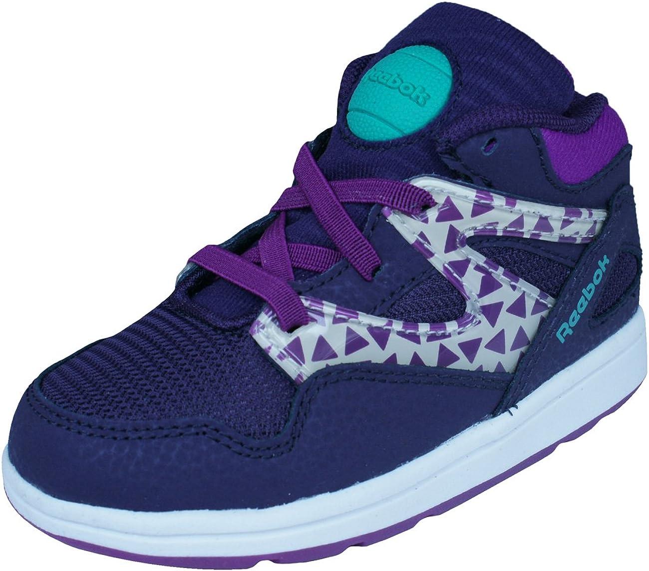 Reebok Classic Versa Pump Omnilite Kids zapatillas de niños: Amazon.es: Zapatos y complementos