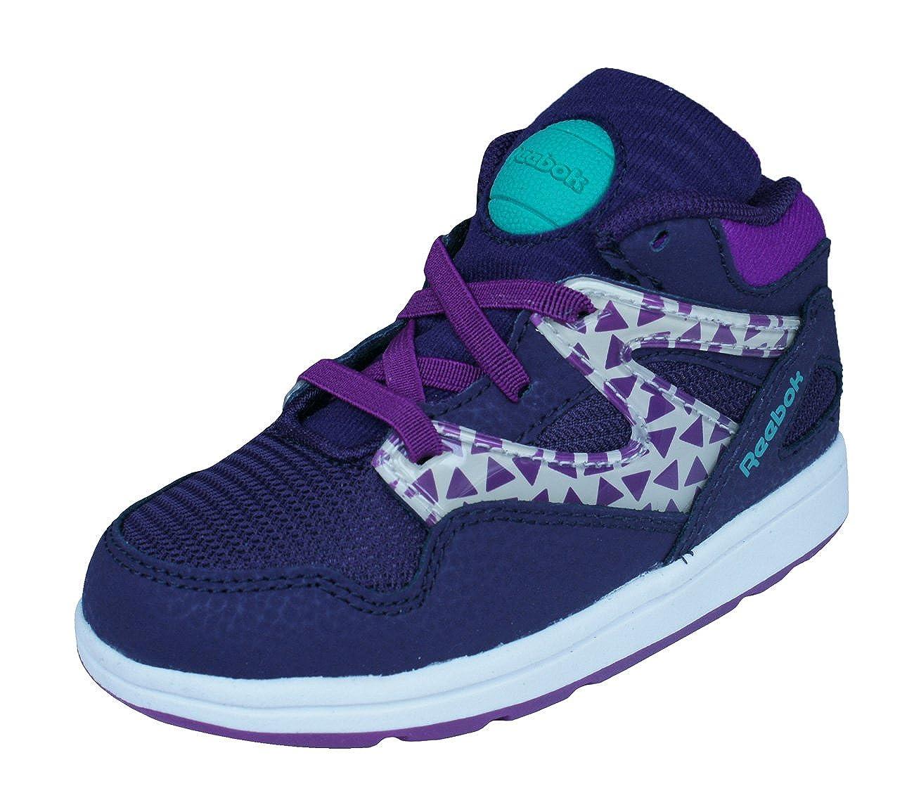 Reebok VERSA PUMP OMNI LITE Basket mode bebe fille violet