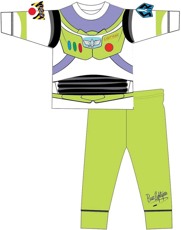 Toy Story Pijama de Manga Larga Infantil Estilo Disfraz de Buzz ...