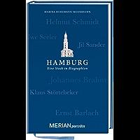 Hamburg. Eine Stadt in Biographien: MERIAN porträts (MERIAN Altproduktion)