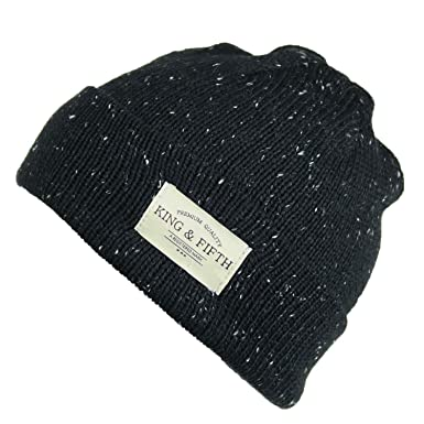 44e48b465 Slouchy Beanie for Men & Women by King & Fifth | Premium Quality Beanie Hat  + Warm Winter Hat + Beanie