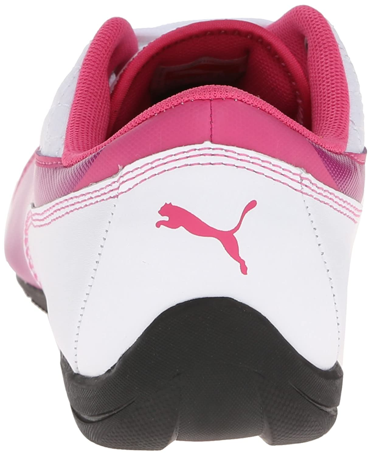 Amazon.com | PUMA Drift Cat 6 Leather JR Sneaker (Little Kid/Big Kid) |  Fashion Sneakers