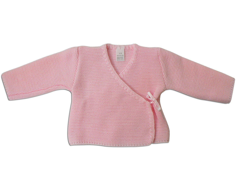 NATAL BABY: Brassière bébé Taille 3 mois Rose - Idée cadeau bébé fille 3553350009249