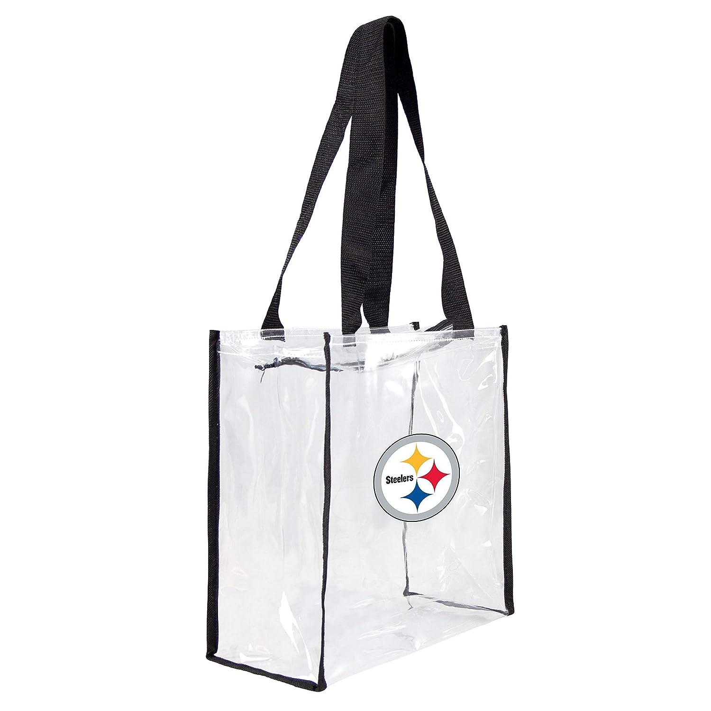 Amazon.com: NFL Claro cuadrado Estadio bolsa: Sports & Outdoors