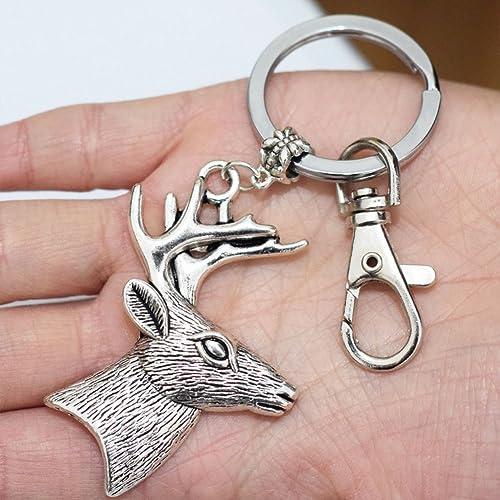 Amazon.com: Encanto Llavero, diseño de ciervo, Gorgeous ...