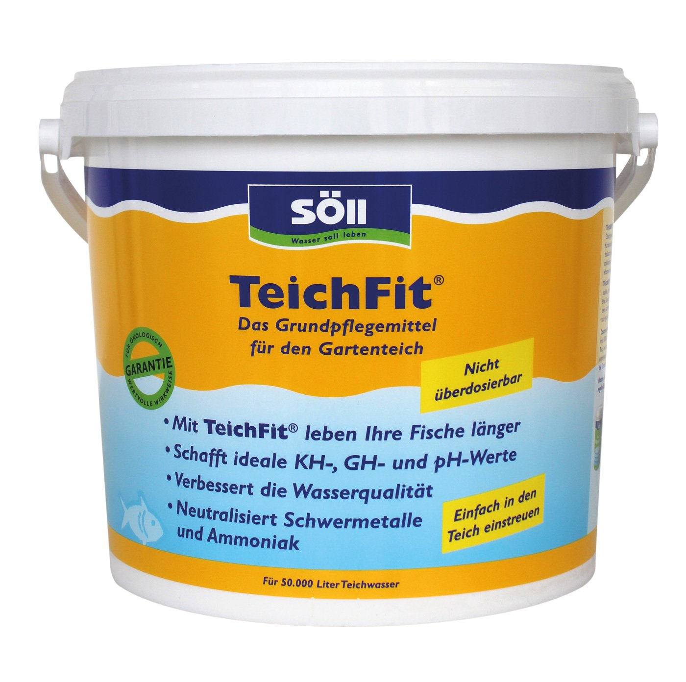 Söll TeichFit 1kg Söll GmbH 15212 B0015FS6PA
