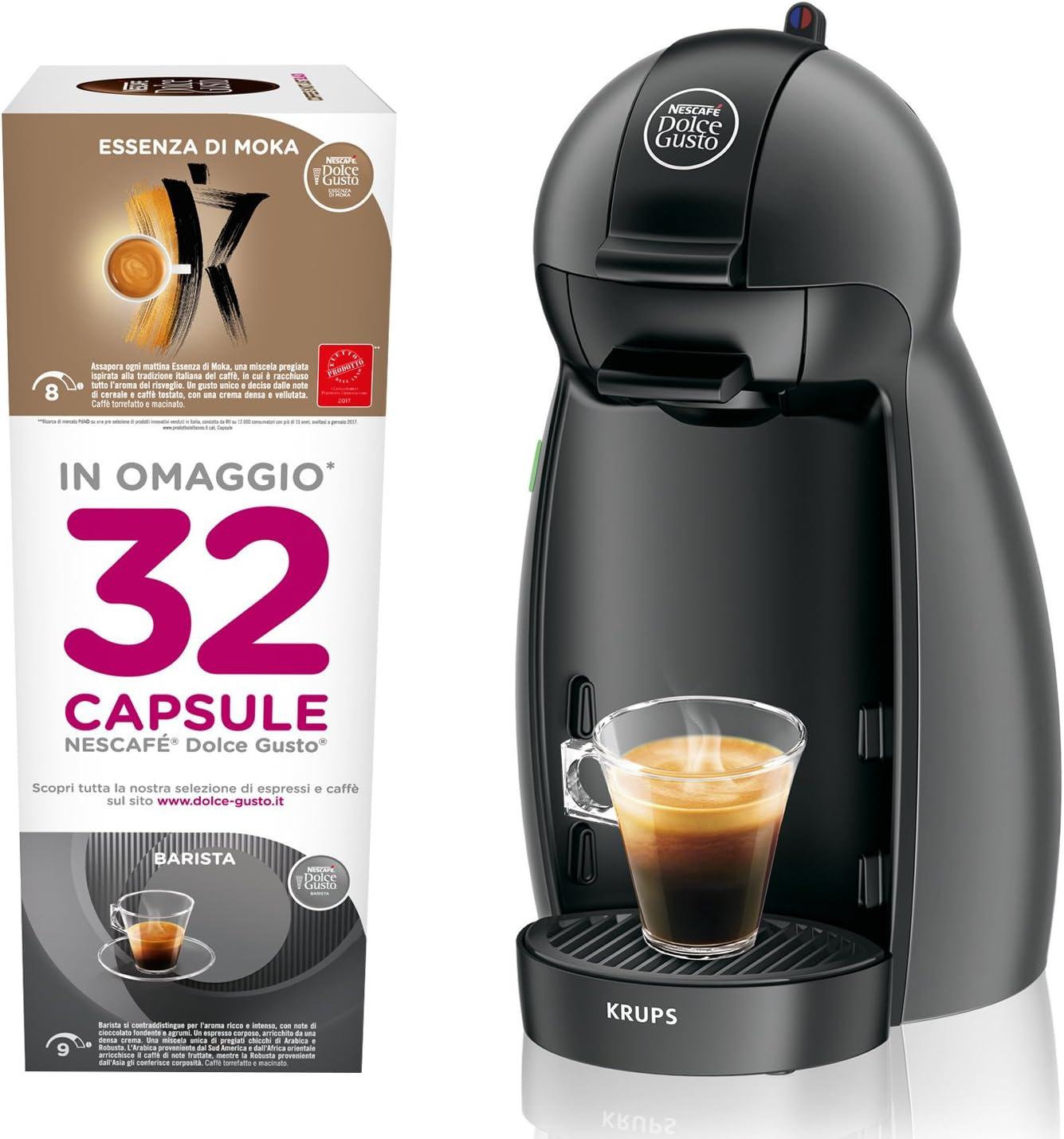 Nescafé Dolce Gusto - Máquina para café espresso y otras bebidas ...