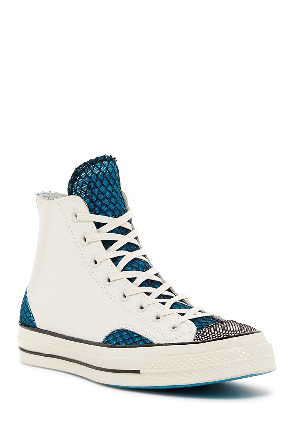 Converse Unisex Chuck Taylor All-Star High-Top Casual Sneakers in Classic Style and Color and Durable Canvas Uppers B07763GRJY 11.5 B(M) US Women / 9.5 D(M) US Men|Egret/Horizon