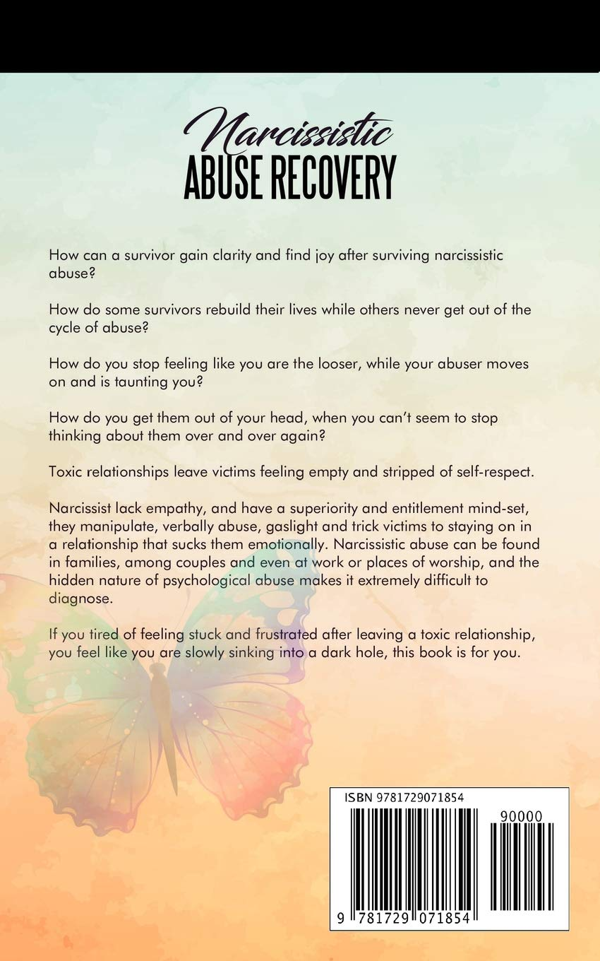 Narcissistic Abuse Recovery: A Guide to Finding Clarity and