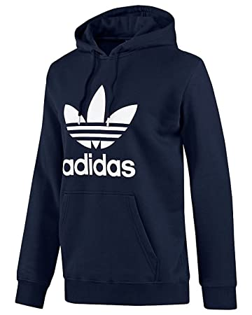 7de7e9fe400d adidas Originals Trefoil Men s Hoody  Amazon.co.uk  Sports   Outdoors