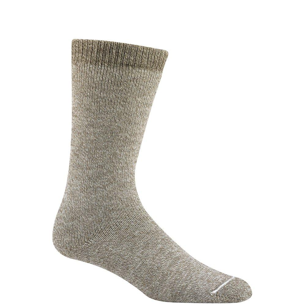 Wigwam Men's 40 Below Heavyweight Boot Socks, Grey Twist, Large by Wigwam