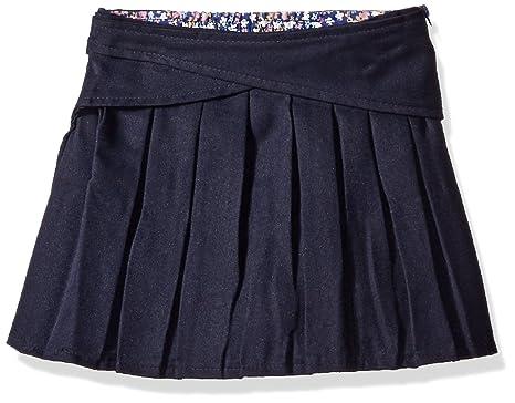 US Polo Association - Pantalón Corto - para niña Azul Azul Marino ...