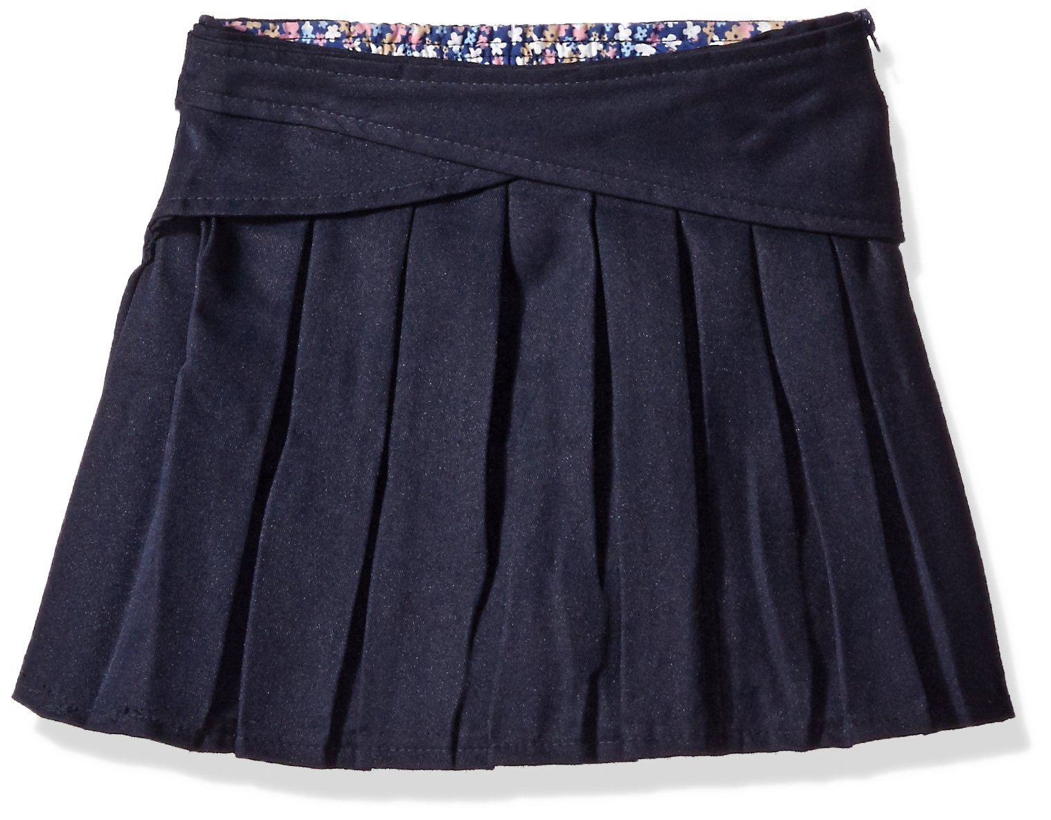 U.S. Polo Assn. Big Girls' Scooter (More Styles Available), Poly Navy-PIBAB, 8
