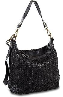 a0d3cd78e8c7 MIO Day echt Leder Frauen Schultertasche Handtasche Shopper Damen  Umhängetasche Beutel Handtaschen