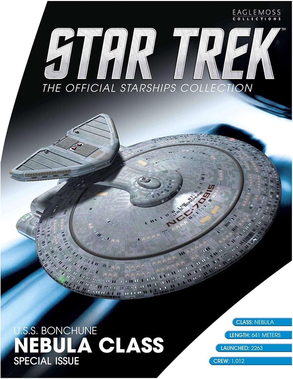 Bonchune Nebula-Class XL Edition by Eaglemoss Hero Collector U.S.S ...