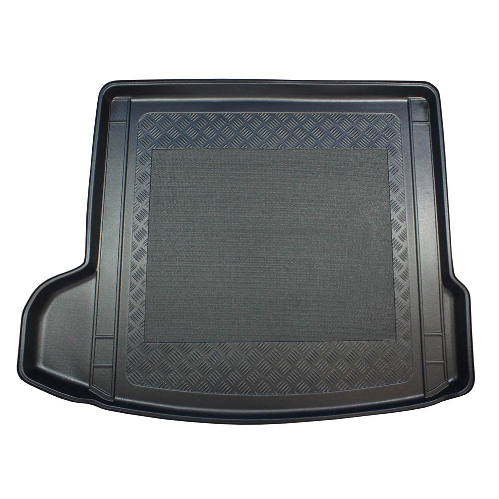 Tailored Trunk Mat with Antislip cod 7034 MTM Boot Liner F-Pace from 04.2016- X761