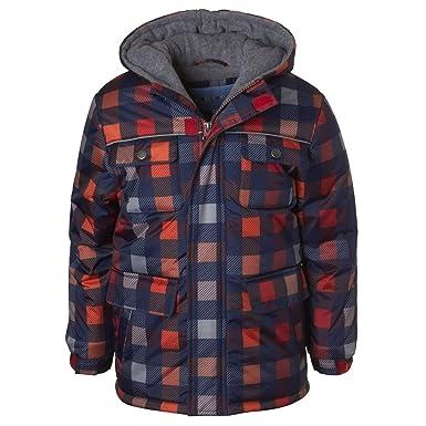 9091f064b5 Wippette Multi Striped Boys  Ski Jacket  Trendy Boys  Winter Jacket for Kids