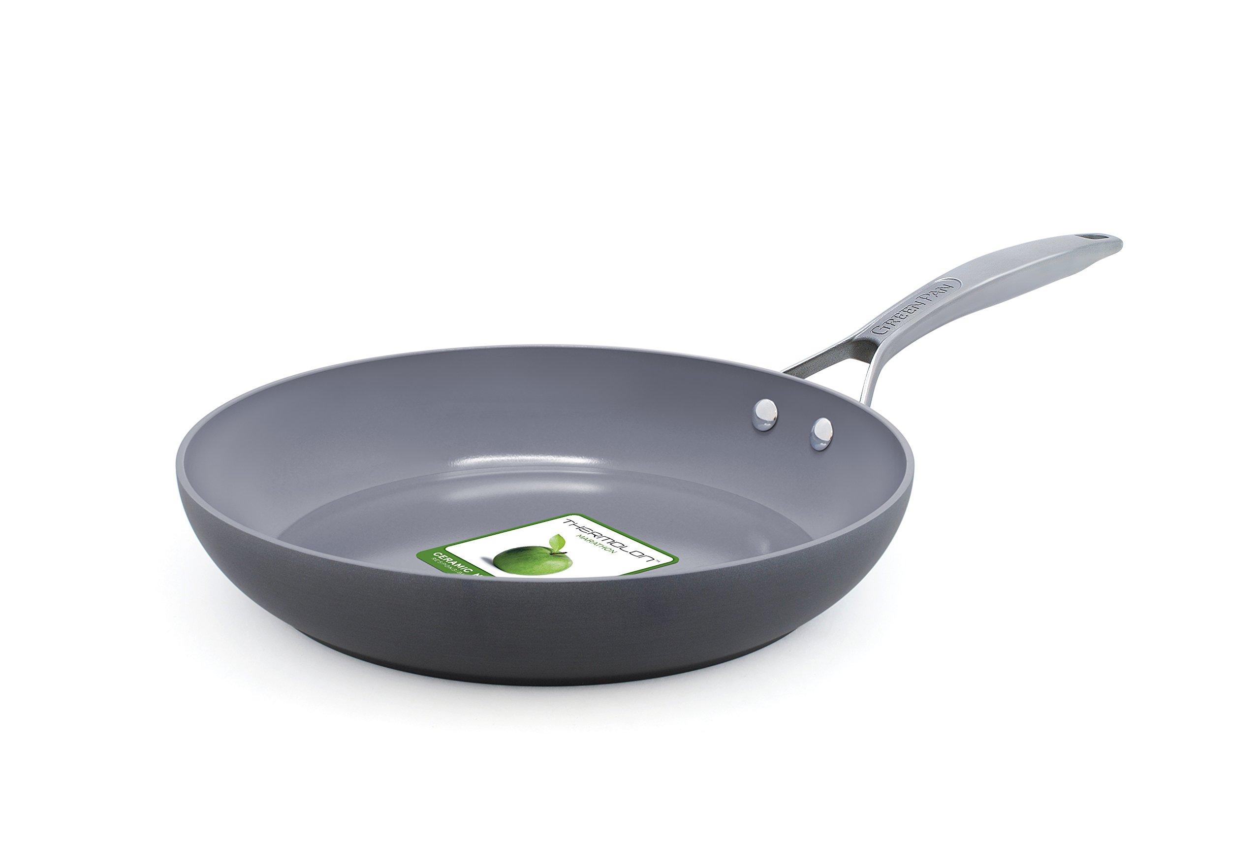 GreenPan CC000028-001 Paris 10 Inch Ceramic Non-Stick Fry Pan