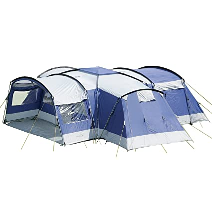Top 10 Best Large Cing Tents Of 2018 Family Tent Reviews  sc 1 st  Best Tent 2018 : best large tent - memphite.com