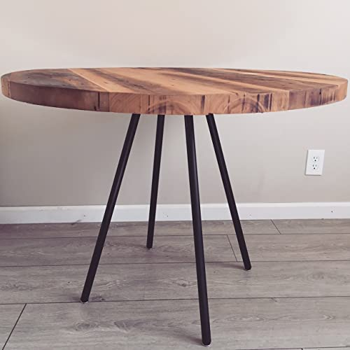 Amazon.com: Wood Table - Dining Table - Reclaimed Wood Table ...