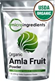 Micro Ingredients Organic Amla Fruit Powder, Natural Vitamin C / Organic Vitamin C, 1 Pound