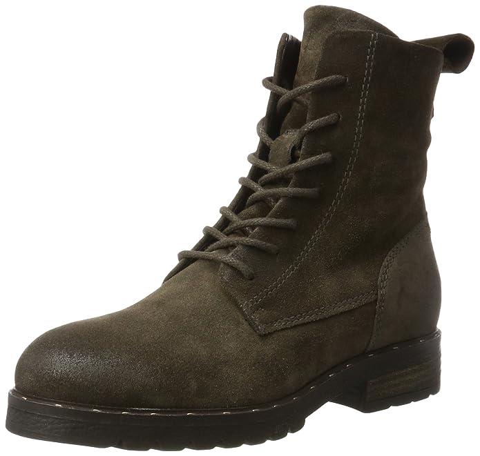190201-0401, Rangers Boots Femme, Gris (Silice 6463), 38 EUMjus