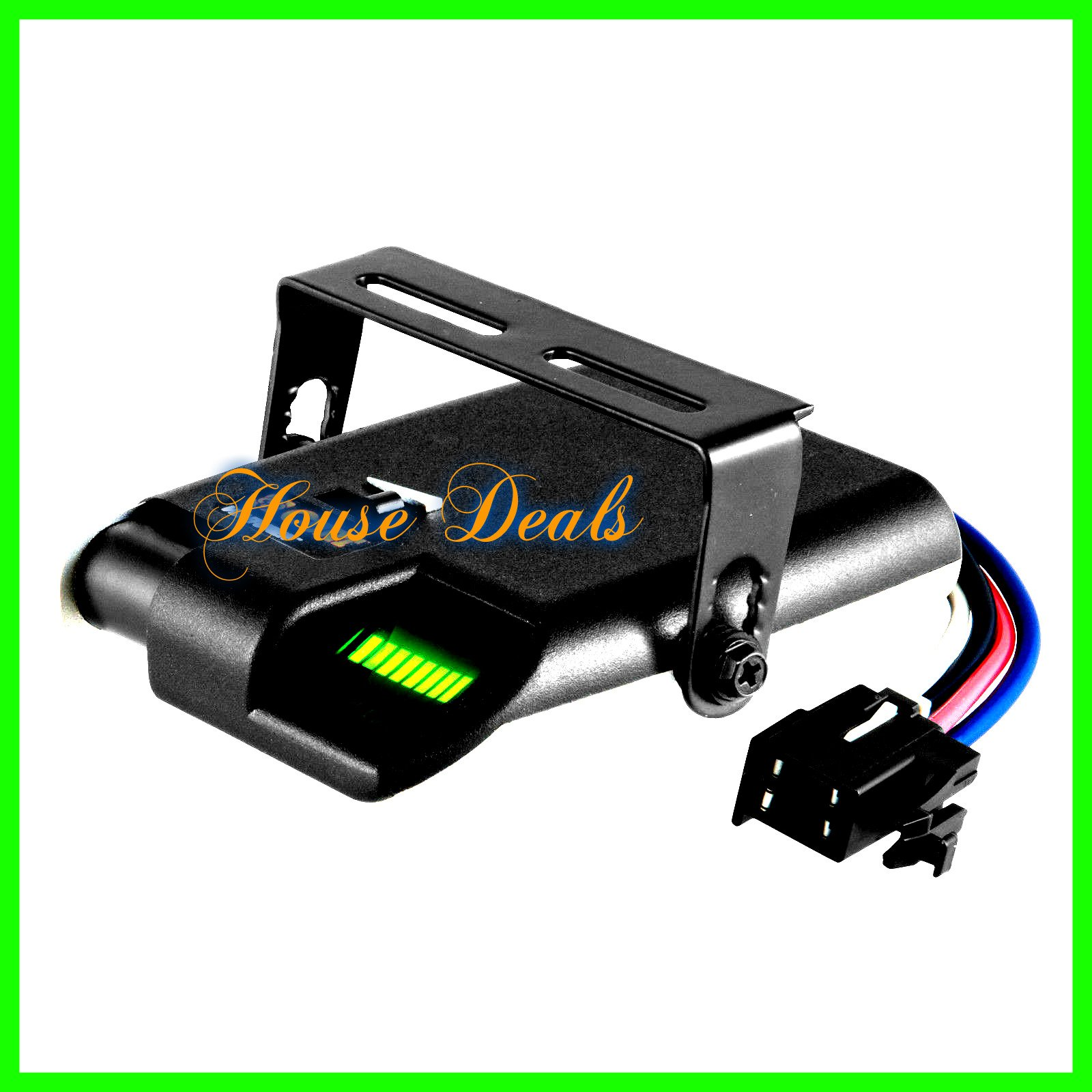 Electric Brake Power Sensitivity Controller Unit With Time Based Activation - House Deals