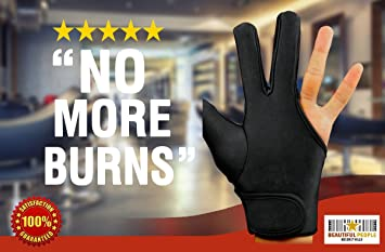 Amazon Com Curling Iron Glove For Hair Styling Gloves Are Made