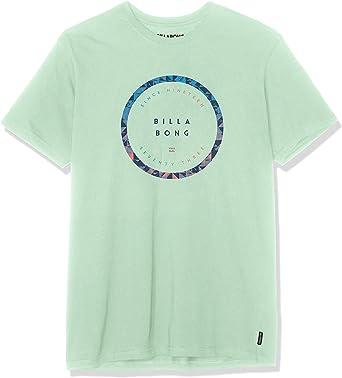 BILLABONG ROTATED SS Camiseta, Verde (Mint 539), X-Small (Tamaño del Fabricante:XS) para Hombre: Amazon.es: Ropa y accesorios