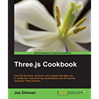 Three.js Cookbook (English Edition)