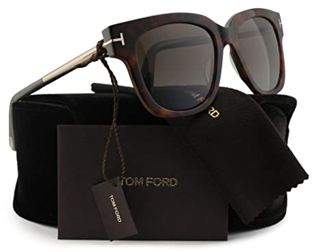d77988e292 Image Unavailable. Image not available for. Color  TOM FORD FT0436 Tracy  Polarized Sunglasses ...