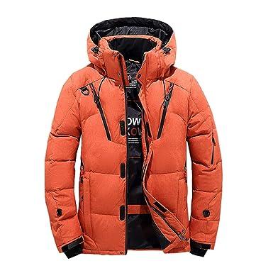 bc3ab06bc Sex Eden Fashion coat Winter Jacket Men Thick Hooded Collar Parka ...